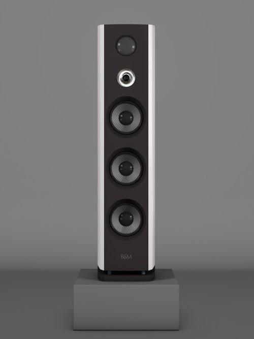 Prime12 - Bianco Crema - HT Silber - FFD Nextelgrau - Front