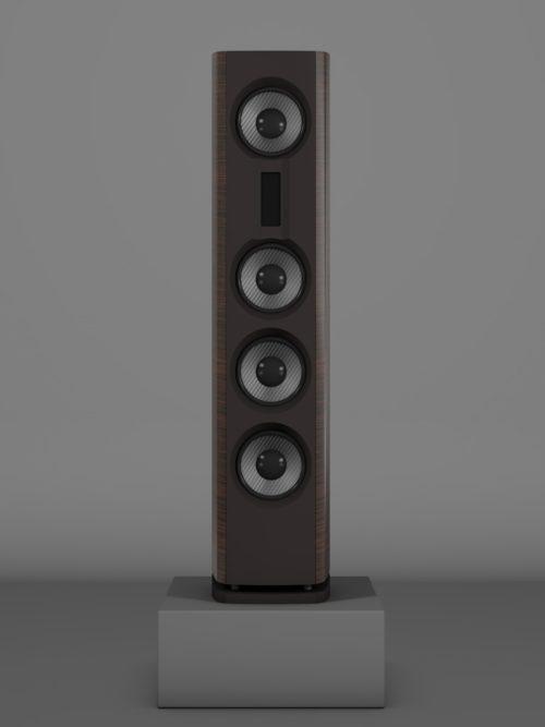 Prime14 - Awong Wenge Medium gloss - FFD Nextel - Front