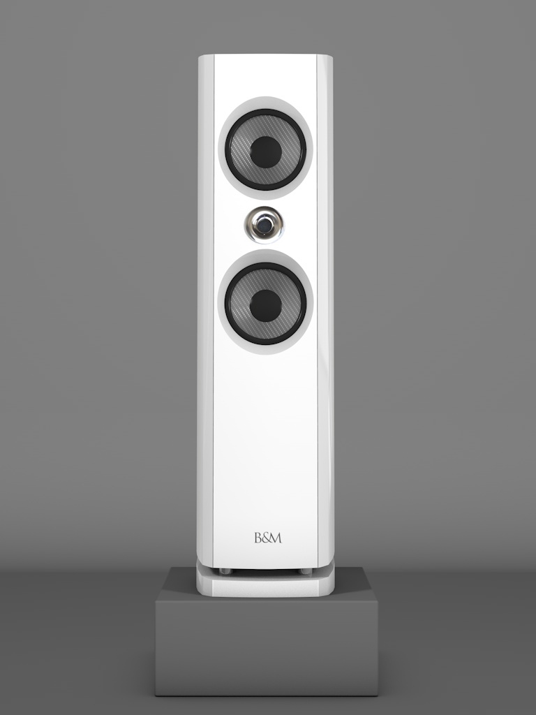 Prime6 - Bianco Crema - FFD Bianco Crema - HT Silber - Front