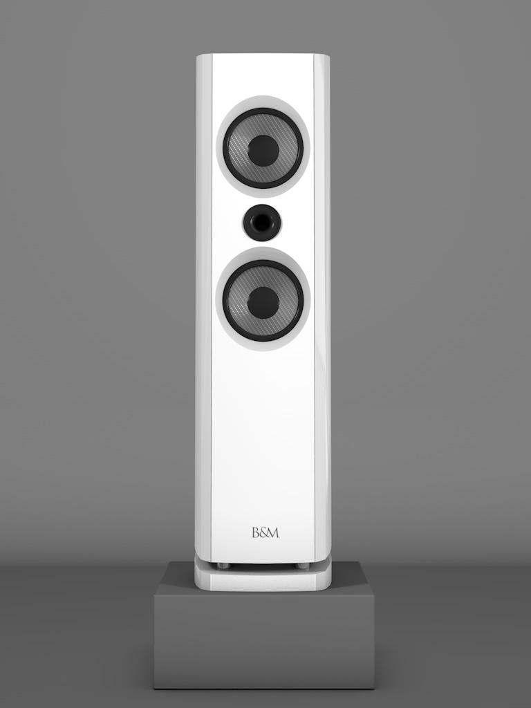 Prime6 - Bianco Crema - FFD Bianco Crema - HT Schwarz - Front