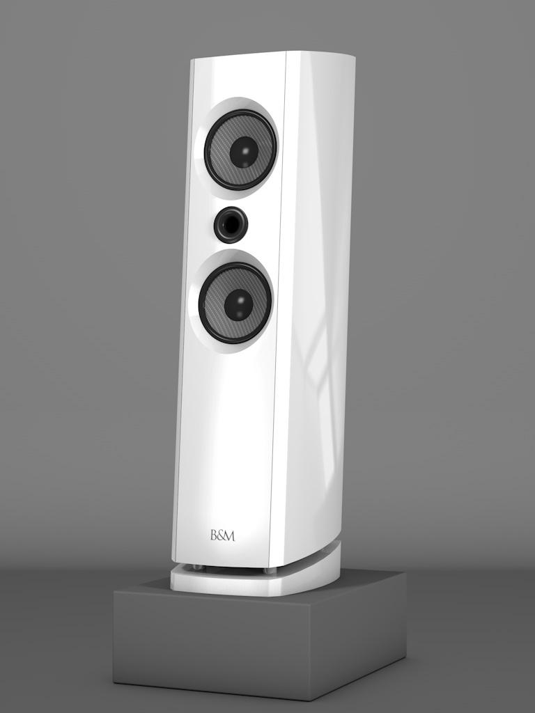Prime6 - Bianco Crema - FFD Bianco Crema - HT Schwarz - Side