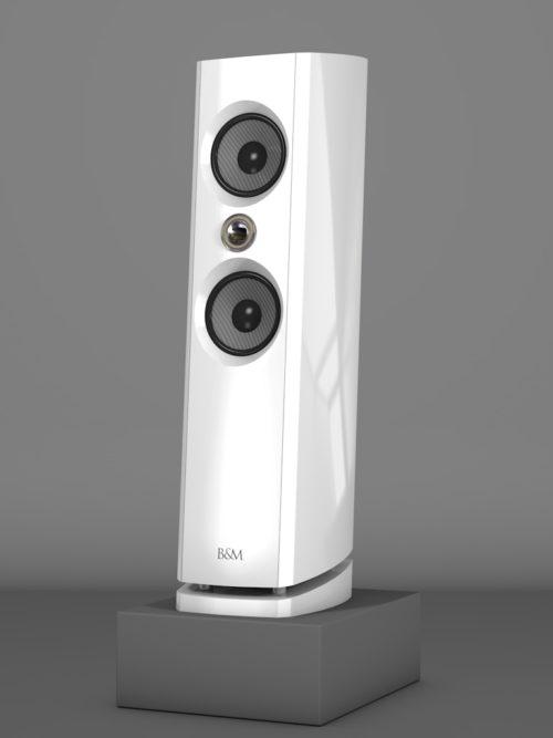 Prime6 - Bianco Crema - FFD Bianco Crema - HT Silber - Side