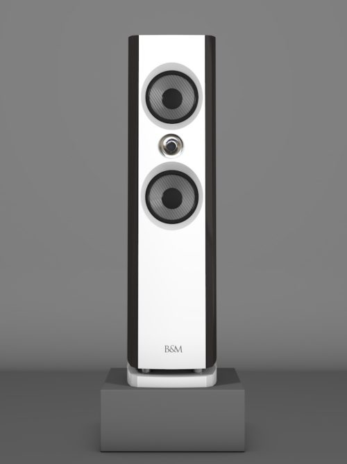 Prime6 - Nextelgrau - FFD Bianco Crema - HT Silber - Front
