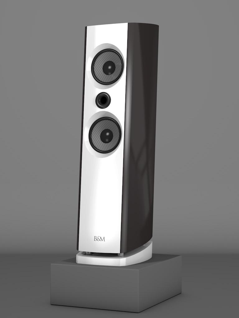 Prime6 - Nextelgrau - FFD Bianco Crema - HT Schwarz - Side