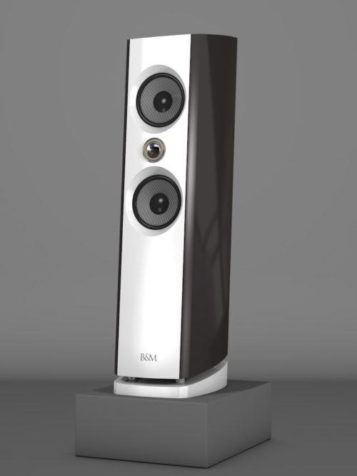 Prime6 - Nextelgrau - FFD Bianco Crema - HT Silber - Side