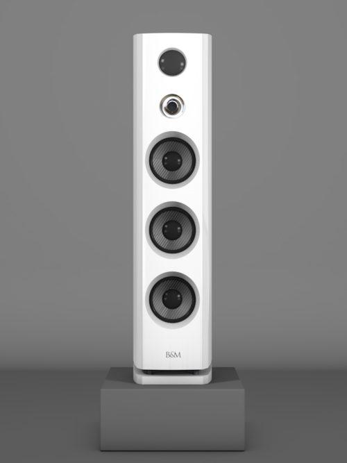 Prime12 - Bianco Crema - FFD Bianco Crema - HT Silber - Front