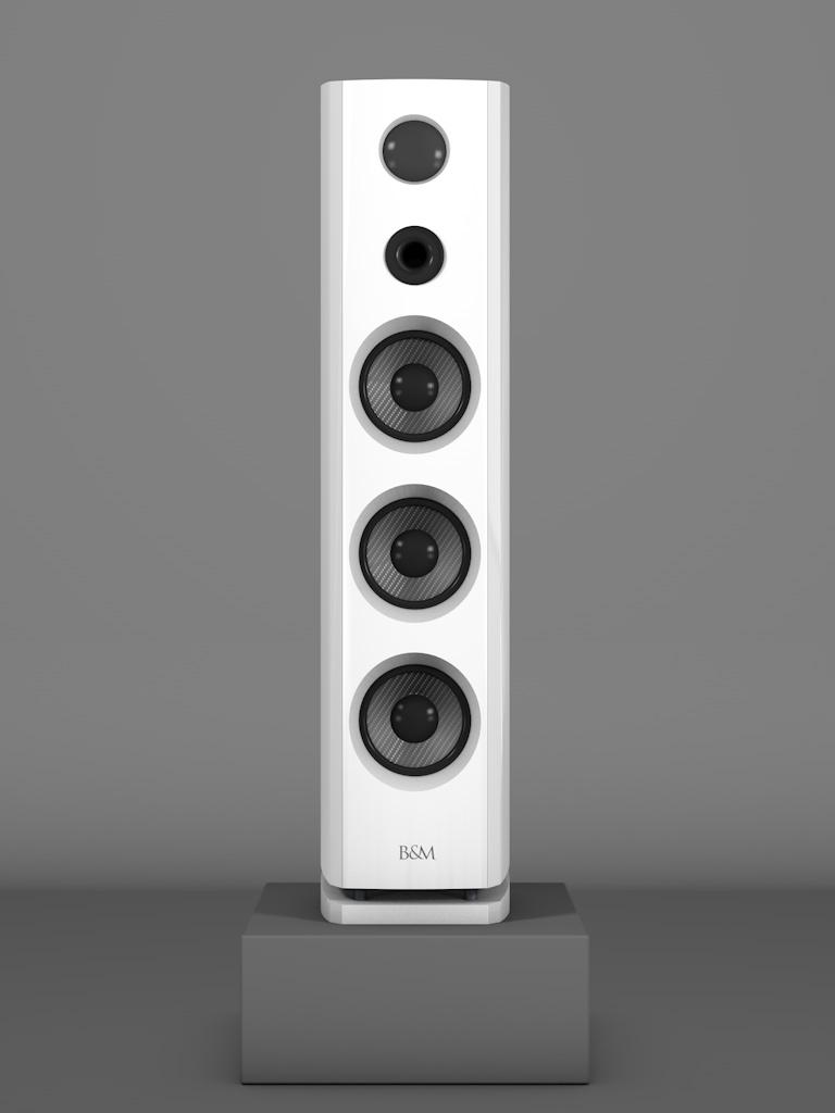 Prime12 - Bianco Crema - FFD Bianco Crema - HT Schwarz - Front