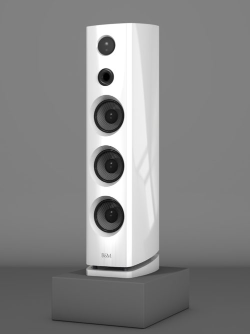 Prime12 - Bianco Crema - FFD Bianco Crema - HT Schwarz - Side
