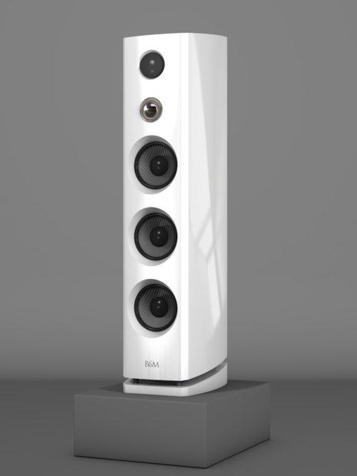 Prime12 - Bianco Crema - FFD Bianco Crema - HT Silber - Side