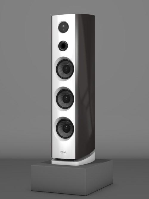 Prime12 - Nextelgrau - FFD Bianco Crema - HT Schwarz - Side